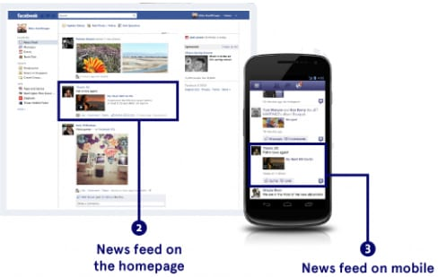 newsfeed-targeting