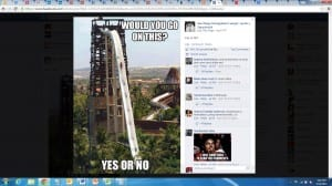 Lawyer's viral post; Is it Schlitterbahn?