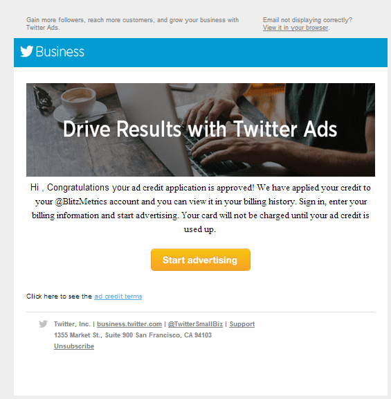 2014-05-12 21_31_37-Fwd_ Your Twitter Ads credit application is approved! - max.darby@blitzmetrics.c